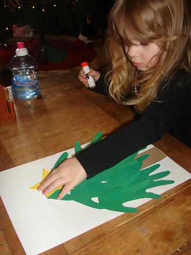 Handprint Tree 3