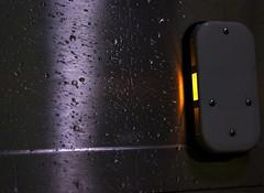 NJT2 (Silver Cat Photography) Tags: light macro water metal train amber beads drops nikon overlay njt d80 nikond80 msphotography