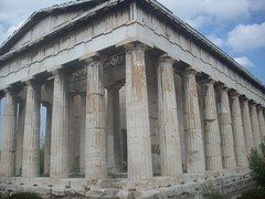 The Temple Of Hephaestus. (iJay) Tags: