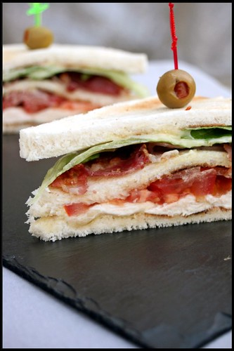 5266004980 58a2e09e64 Club Sandwiches
