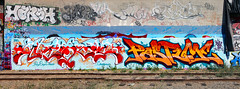 Nesta, Pastime (funkandjazz) Tags: 2005 california graffiti nesta eastbay lords harsh pastime gl pts naka flik osd