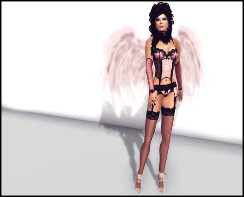 MVW Lingerie Extravaganza Outfit