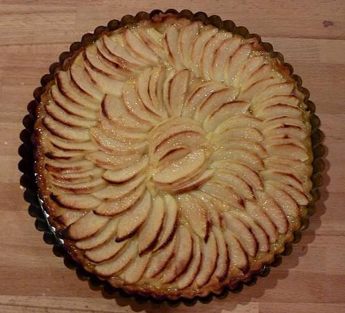 La Recette du Jour » A classic French tarte aux pommes