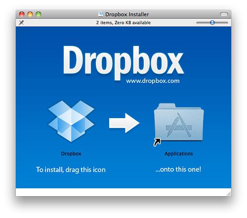 Dropbox 1.0.10