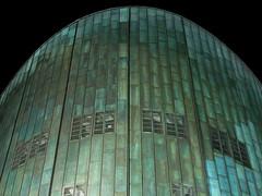 NEMO abstract (Marc Rauw.) Tags: city abstract green amsterdam architecture night geotagged lumix nemo olympus panasonic pancake 20mm olympuspen asph f17 m43 epl1 microfourthirds 43 panasoniclumix20mmf17 geo:lat=5237472764598217 geo:lon=4912239965606659