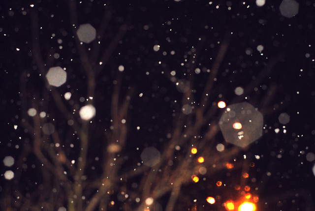 SNOW! :D