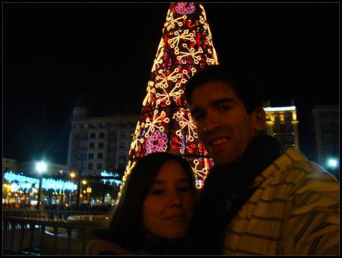 Plaza de la Marina Navidad