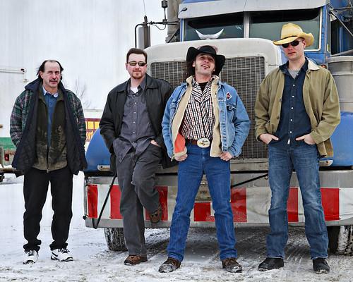 Jack Grass - Truck 1