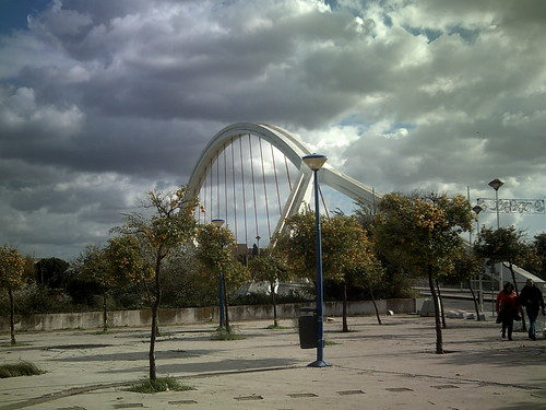 Puente de La Barqueta (Sevilla)