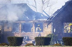 Berlin House Fire 9Dec10 (American Red Cross Lower Shore Chapter) Tags: fire disaster damage dat firefighters housefire disasteractionteam berlinmd worcestercountymd redcrossmaryland redcrosslowershore