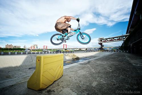 Taiwan - BMX