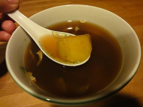 12/17月子餐-甜點 地瓜湯