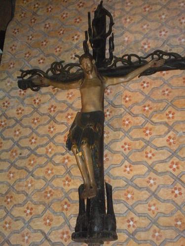12th century crucifix