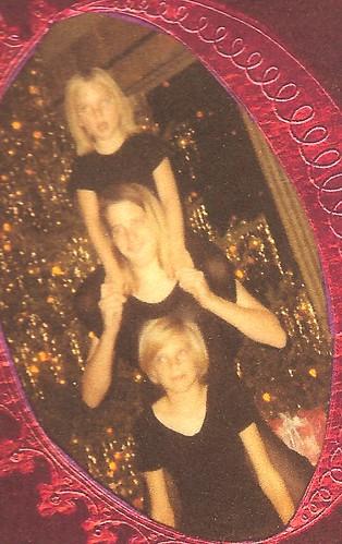 Carrie Doerflinger (my cousin), Diane Doerflinger (my aunt), Sharon Doerflinger (my mom)