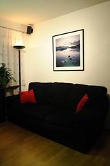 Foto von Rebekka Guðleifsdóttir an unserer Wand