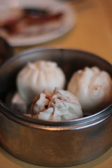 China Pavilion - bbq pork buns