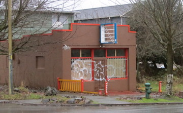 Taco Stand? Burger Joint?  Lots of possibilities...