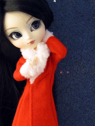 Nomi Christmas (pullip Naomi) by Aaliyoh Boy