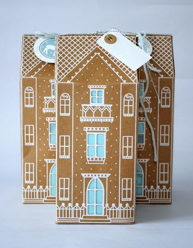 House gift boxes