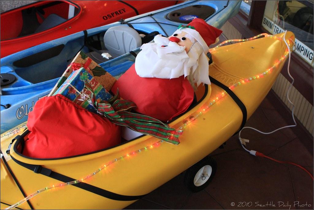 Sleigh Ride Puget Sound Style