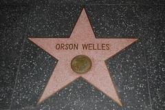 Orson Wells Hollywood Star (FarOutFlora) Tags: orsonwells hollywoodstar