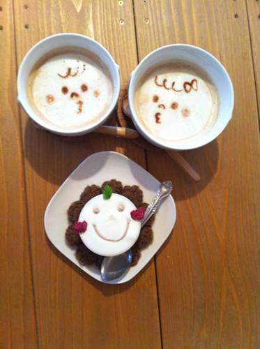 Hattifnatt cafe, Tokyo