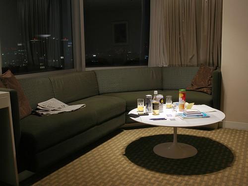 Akasaka Prince Room