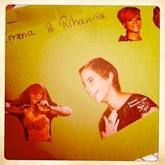 Emma Watson vs Rihanna