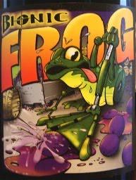 Bionic Frog
