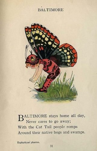 005-The Butterfly Babies' Book 1914- Elizabeth Gordon- Illustrated by M. T. Ross