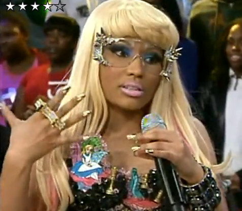 Nicki-<span class=