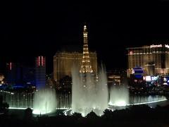 Bellagio's fountain show
