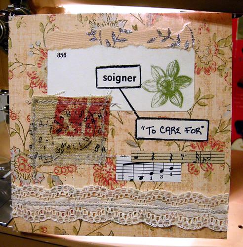 Soigner card
