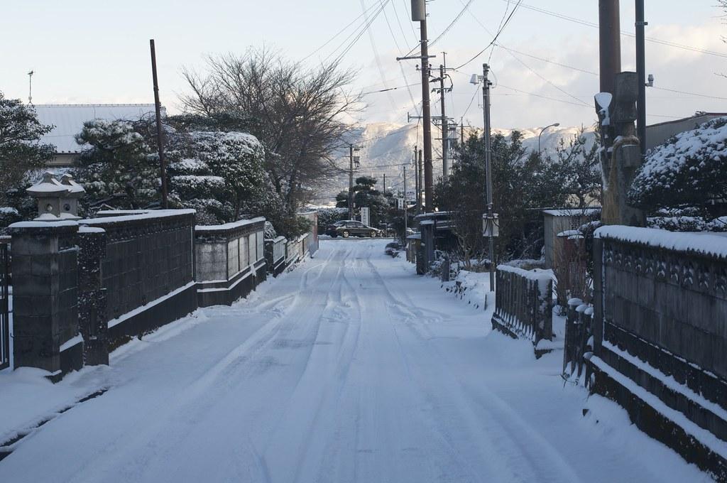 雪 2010-12-31