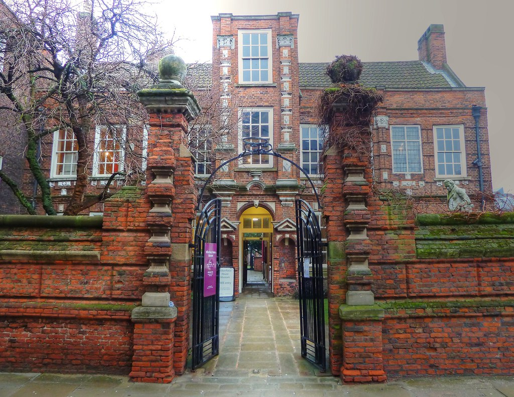 William Wilberforce House High Street Kingston Upon Hull Yorkshire