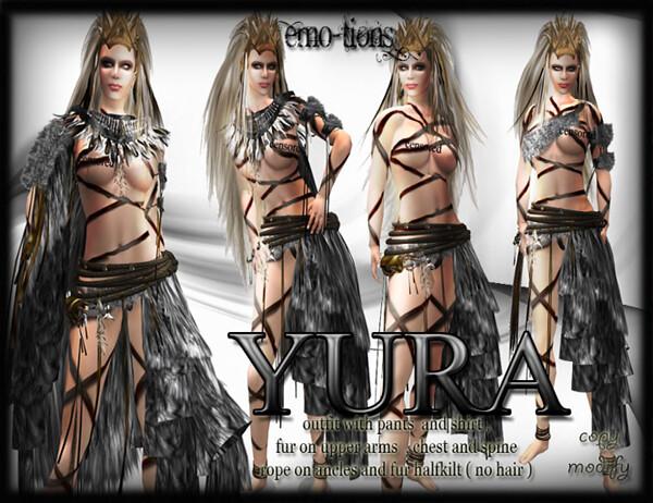 YURAoutfit