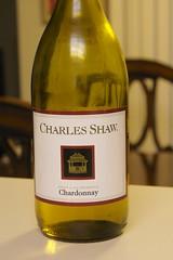 2009 Charles Shaw Chardonnay
