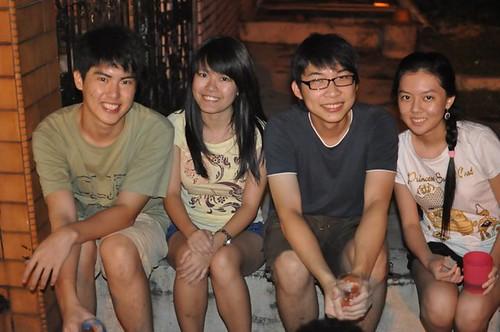 Chern Jung,Shi Ning,Wei Lon,Chee Li Kee