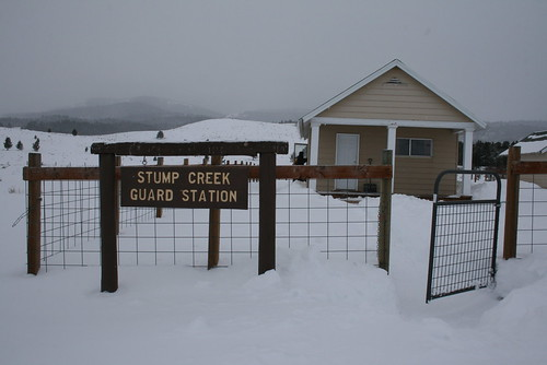 Stump Creek Guard Station