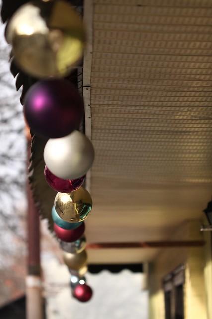 ornament walk