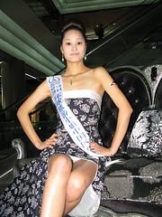 晚礼服模特 (zikay's photography(no PS)) Tags: girl model 模特 走光 商场 露底
