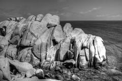 Lavezzi Island HDR (d@ms) Tags: sea bw mer france canon island corse corsica 1855 plage hdr lightroom iles 500d photomatix lavezzi rebelt1i