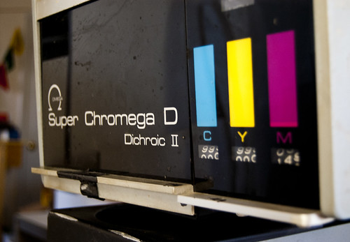 The mighty Chromega!