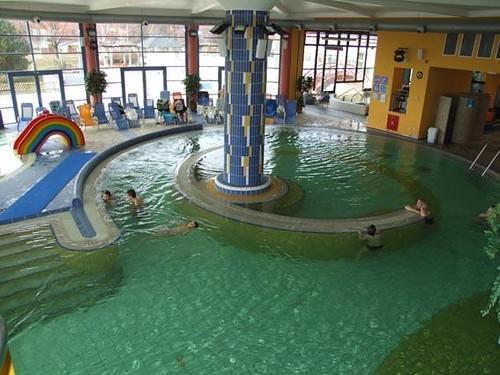Terme Lendava - inner pool