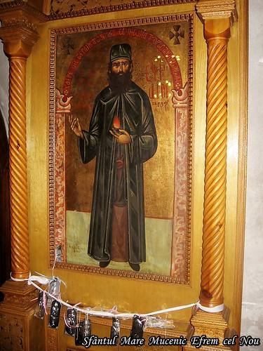 Sfântul  Mare  Mucenic  Efrem  cel  Nou 8