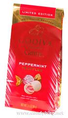 Godiva Gems Peppermint Truffles