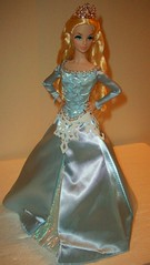 Princess  Aurora (napudollworld) Tags: winter sleeping holiday beauty wearing fashion french frost king alice entrance barbie grand disney kong quarter carter gown bryant 2009 royalty mattel