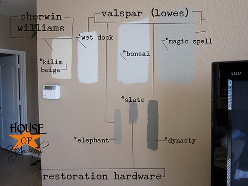 wallsamples