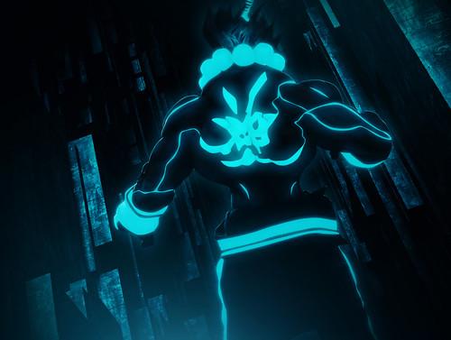 Street Fighter X Tron - Concept Art