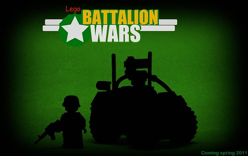 Lego Battalion Wars Preview